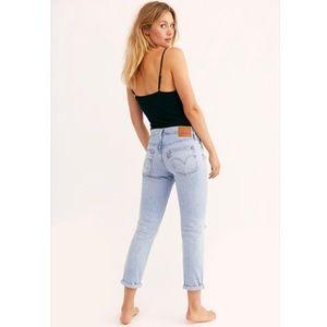 Levi's 501 Taper Jeans in Buena Noche
